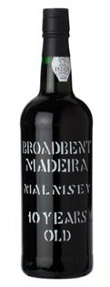 Broadbent Madeira Malmsey 10 Year 2010 750ml